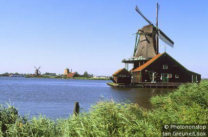 Pays Bas - Amsterdam - Zaandam