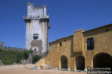 Portugal, Beja, the castle