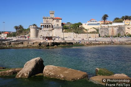 Portugal, Estoril,the castle CastlE