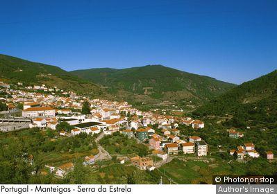 Portugal - Manteigas - Serra da Estrela