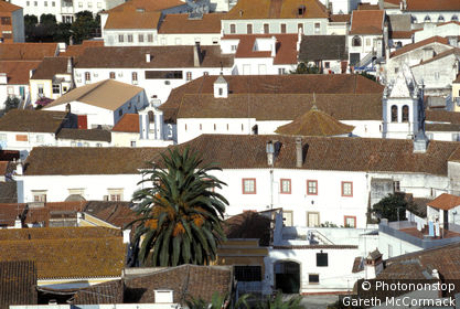 Portugal, village of Montemor o Novo