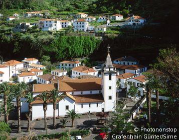 Portugal / Madeira / Paul da Serra, Sao Vicente