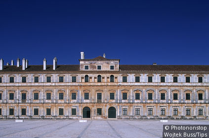 Portugal, Vila Vicosa, the duke's palace