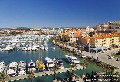 Portugal, Faro, Vilamoura, Algarve - Marina