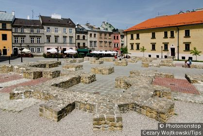 Poland, Lublin, the Old Town