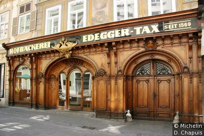 La plus ancienne boulangerie de Graz
