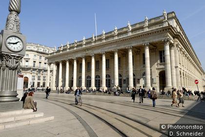 Place de la Comédie, Grand-Théâtre