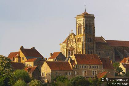 Eglise Sainte-Madeleine à Vézelay