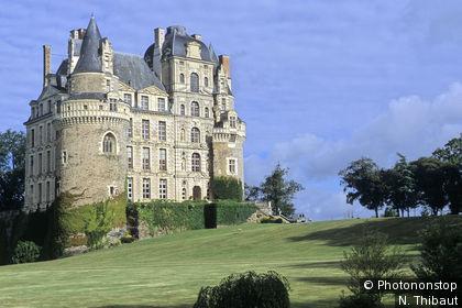 Saumurois, Château de Brissac