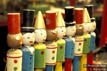 Musée du jouet, Moirans en montagne,
