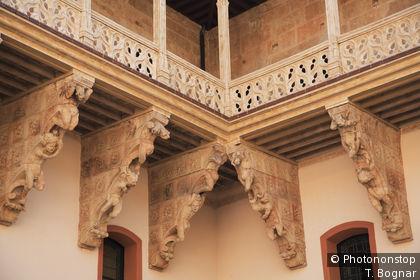 Palais Fonseca à Salamanque