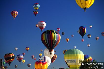International Balloon Fiesta, New Mexico
