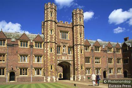 Cambridge,Saint John's College,Second Court