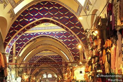 Le grand bazar d'Intanbul