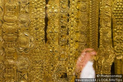 Emirats Arabes Unis, Dubaï, Gold Souk