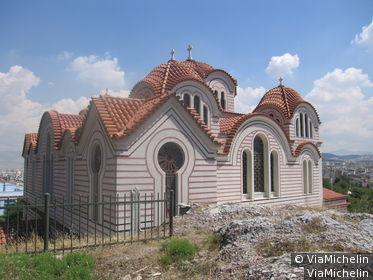 Eglise byzantine Agia Marina