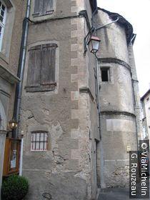Maison Renaissance du vieux Meyrueis