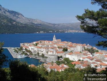 L'une des plus belles villes de l'Adriatique