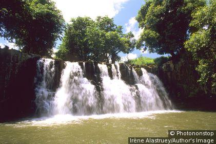 Ile Maurice - Région Sud - Souillac - Rochester Falls