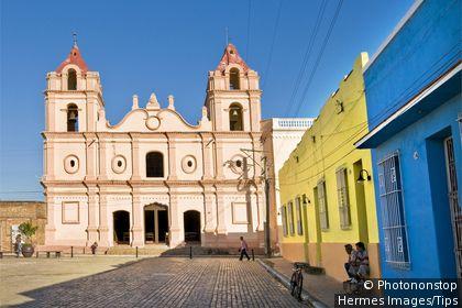 Cuba, Camaguey, Nuestra Senora de la Candelaria cathedral