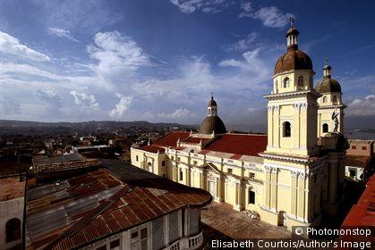 Cuba - Oriente - Santiago - Nuestra Señora de la Asuncion Cathedral
