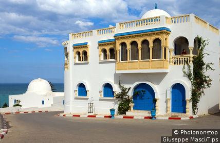 Africa, Tunisia, Hergla