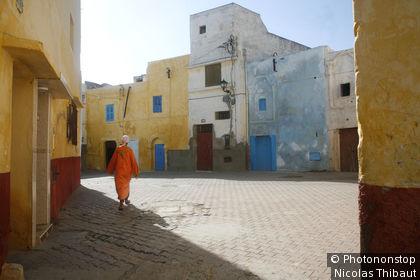 Maroc, Azemmour (province de El Jadida), la medina