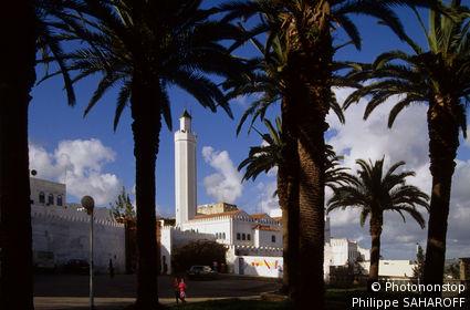Maroc, Safi, la ville moderne