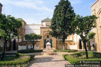 Maroc - Le Moyen-Atlas - Région Meknès - Moulay Idriss