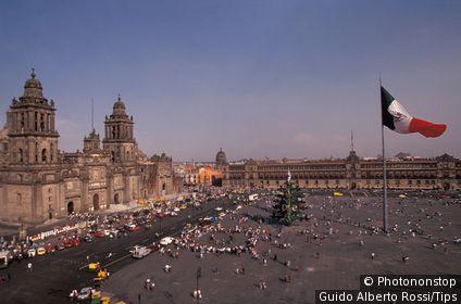 Mexico City, Mexico, Catedral Metropolitana (Metropolitan Cathedral)