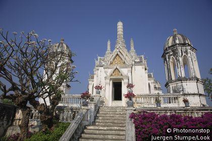 Thailand, Phetchaburi, Phra Nakhon Khiri Palace