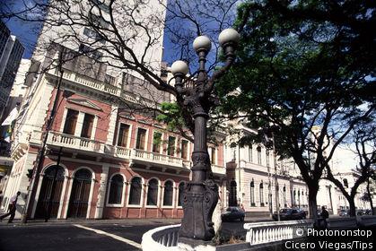 Brésil, état de Rio de Janeiro, Petropolis