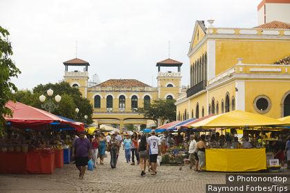 Public Market, Ilha Santa Catarina, Florianopolis, Brazil