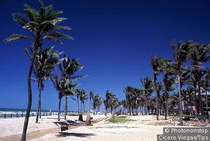 Beach Park, Fortaleza city, Ceara State, Brazil