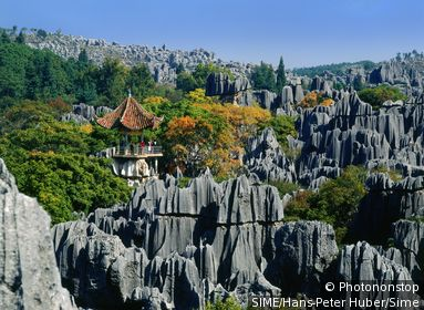 China / Yunnan / Kunming / Stone Forest