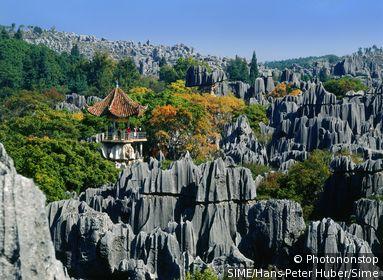 China / Yunnan / Kunming / Stone Forest