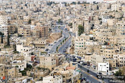 Jordanie, Amman