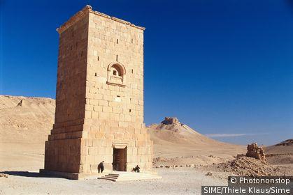 Syria / Palmyra / Elabel tomb,Tadmor oasis