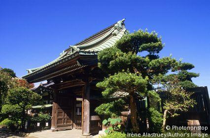 Japon - Environ de Tokyo - Kamakura - Temple Kotokuin
