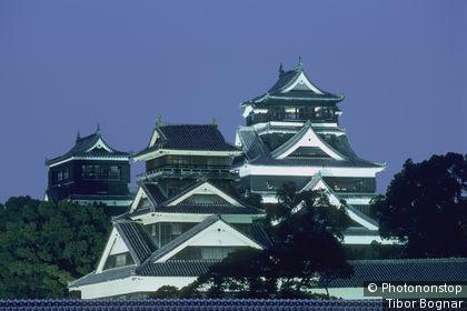 IN*Japon, Kyushu, château de Kumamoto