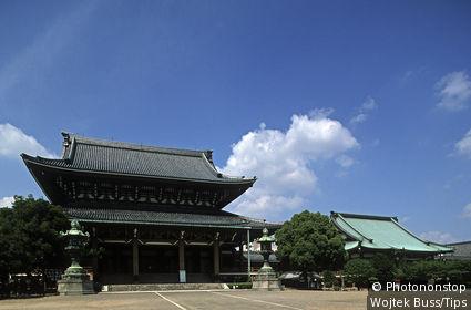 Japan,Nagoya,Higashi Betsuin Temple