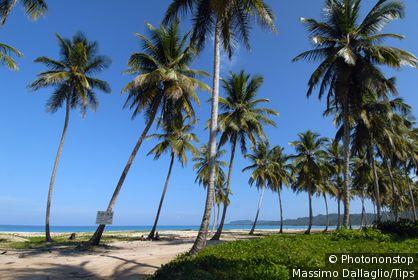 Dominican Republic, Santo Domingo,Playa Rincon