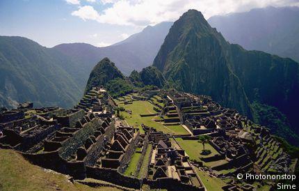 Peru, Cuzco, Machu Picchu, Andes