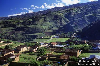 Peru, Amazonas, Leimebamba