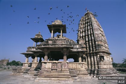 Ancient city of Bijolia. Rajasthan. India