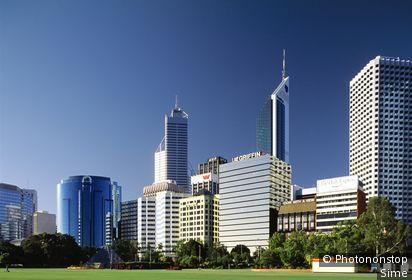 Australie, Australie-Occidentale, Perth, Océanie - Palace on the Esplanade