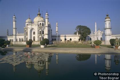 Inde, Uttar Pradesh, Lucknow, Hussainabad Imambara