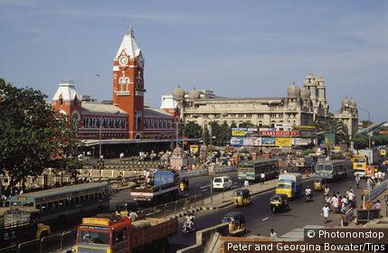 Inde, Madras