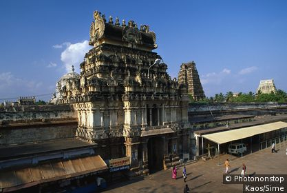 India, Tamil Nadu, Tiruchchirappalli, Thayumanaswamy Temple