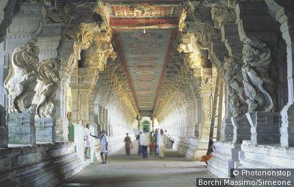 India-Tamil Nadu-South India-Rameswaram